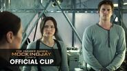 """The Hunger Games Mockingjay Part 2 Official Clip – """"Star Squad"""""""