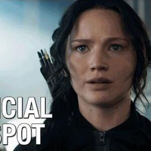 "The Hunger Games Mockingjay Part 1 (Jennifer Lawrence) Official TV Spot – ""Most Anticipated Event"""