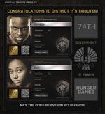District 11 Tributes
