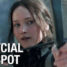 "The Hunger Games Mockingjay Part 1 (Jennifer Lawrence) Official TV Spot – ""Courage"""