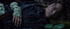 Katniss despertando luego de ser picada por las rastrevíspulas.jpg