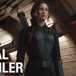 "The Hunger Games Mockingjay Part 1 (Jennifer Lawrence) Final Trailer – ""Burn"""
