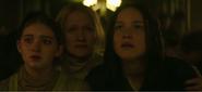 La familia Everdeen en Mockingjay PARTE 1