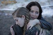 Katniss Prim En llamas