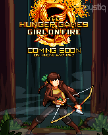 The Hunger Games Girl On Fire The Hunger Games Wiki Fandom