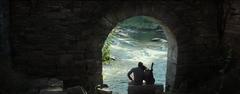 Katniss y Gale observando un lago.png