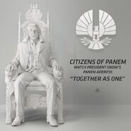 Panem Address Poster 2