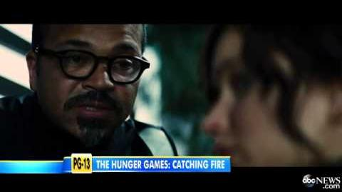 'Catching Fire' Star Jeffrey Wright on Playing a Tribute with a Twist