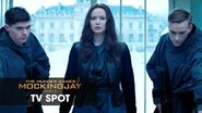 """The Hunger Games Mockingjay Part 2 Official TV Spot – """"Spectacle"""""""