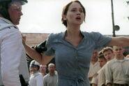 Katniss volunteers