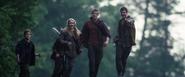 Careers chase Katniss