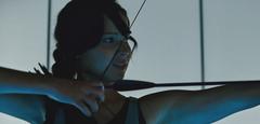 Katniss en el Centro de Entrenamiento En Llamas.png