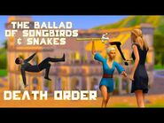 The Ballad of Songbirds & Snakes - Animated Death Order