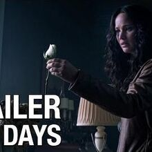 "The Hunger Games Mockingjay Part 1 - ""5 Days"" Trailer Countdown"