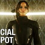 "The Hunger Games Mockingjay Part 1 (Jennifer Lawrence) Official TV Spot – ""No More Games"""