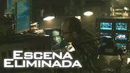 Beetee contacta a el Distrito 8 - Escena eliminada de Sinsajo, Parte 1