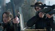 "The Hunger Games Mockingjay – Part 1 ""CHOICE,"" presented by DORITOS®"
