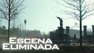 Katniss deja el Distrito 12 - Escena eliminada de Sinsajo, Parte 1