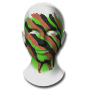 Equipment face paint 02
