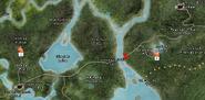 Moose road kill mission coordinates