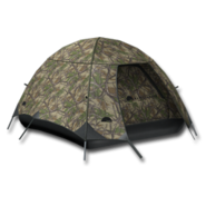 Large equipment tent forest camouflage 256