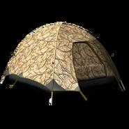Large equipment tent arid camouflage 256