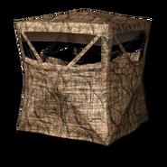 Large equipment ground blind 04