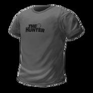 Basic tshirt plain grey 256
