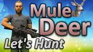 TheHunter Let's Hunt MULE DEER