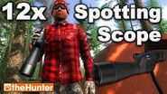 TheHunter Spotting Scope 12x Review
