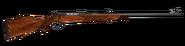 Bolt action rifle 340