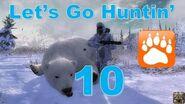 Let's Go Huntin' 10 Whiterime Ridge theHunter 2016