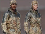 Forest Camo Outfit