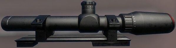Ascent 1-4x24 Rifle Scope