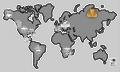 Worldmap Medved