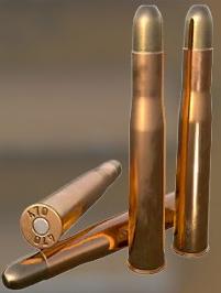 .470 Nitro Express Full Metal Jacket Bullet