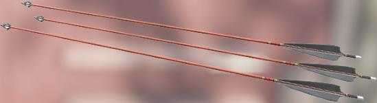 540 Grain Broadhead Recurve Arrow