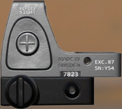 Marksman Exakt Reflex Sight