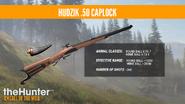 Hudzik .50 Caplock