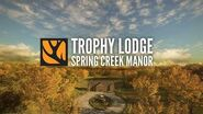 TheHunter- Call of the Wild - Trophy Lodge Spring Creek Manor Trailer
