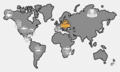 Worldmap Hirschfelden