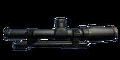 Ascent 1-4x24 Rifle Scope