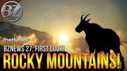 BZNews -27! Reveal Recap- ROCKY MOUNTAIN HIGH! - theHunter- Call of the Wild