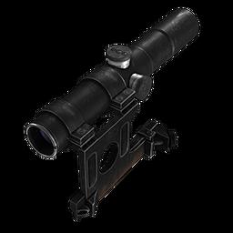 3.5x Classic Rifle Scope