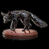 Red fox hematite