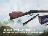 .17 HMR HV Ammunition