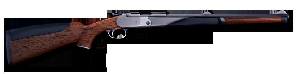 7mm Magnum Break Action Rifle Bouquetin