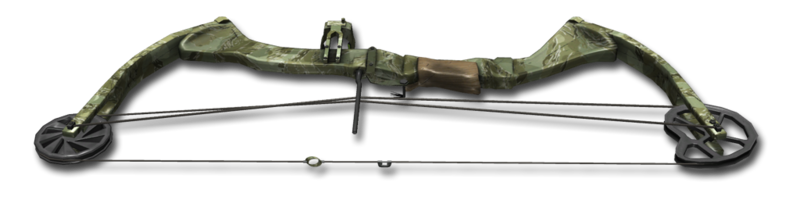 Compound Bow Snakebite (Camouflage)