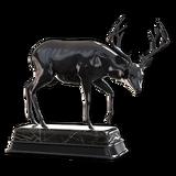 Blacktail deer hematite