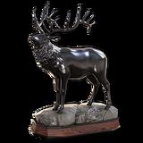 Rocky mountain elk hematite